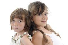 Beautiful children posing Royalty Free Stock Photography