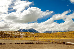 Beautiful Chilean Landscape Royalty Free Stock Photos