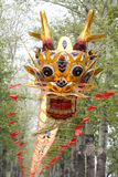 Beautiful Chinese Dragon Kite royalty free stock image