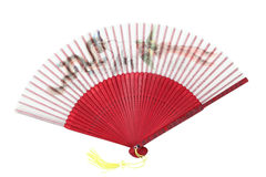 Beautiful Chinese fan Royalty Free Stock Photo
