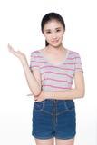 Beautiful chinese model Stock Photo