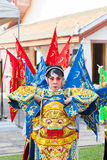 The beautiful Chinese opera Stock Photo