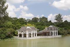 Beautiful chinese pavilion Stock Photo