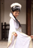 Beautiful Chinese Woman Royalty Free Stock Images