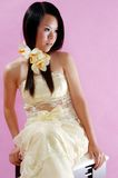 Beautiful Chinese Woman, Asian Woman Stock Photos