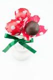 Beautiful chocolate sticks Stock Images