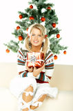 Beautiful Christmas 1 Royalty Free Stock Photo