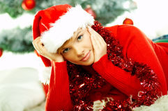 Beautiful Christmas 2 Royalty Free Stock Images