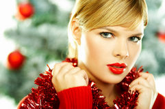 Beautiful Christmas 2 Stock Images