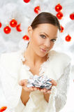 Beautiful Christmas 3 Stock Images