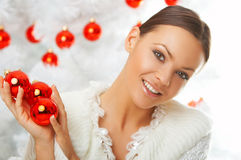 Beautiful Christmas 3 Stock Photos