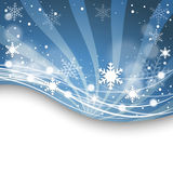 Beautiful Christmas abstract background banner Royalty Free Stock Photos