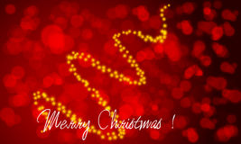 Beautiful Christmas background Stock Photo