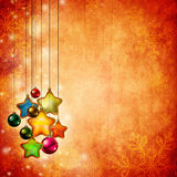 Beautiful Christmas Background Stock Image