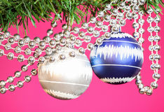 Beautiful Christmas background Stock Images