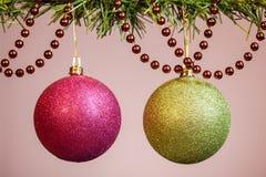 Beautiful Christmas background Royalty Free Stock Photo