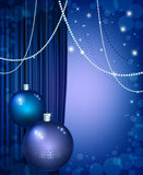 Beautiful Christmas background Royalty Free Stock Images