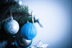 Beautiful Christmas background Royalty Free Stock Photos