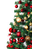 Beautiful Christmas background Stock Photography