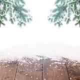 Beautiful Christmas background Stock Photography
