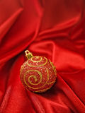 Beautiful Christmas Balls Royalty Free Stock Images