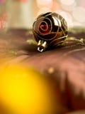 Beautiful Christmas Balls Royalty Free Stock Image
