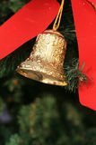 Beautiful christmas bells Royalty Free Stock Image