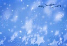 Beautiful Christmas card Royalty Free Stock Photo