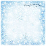 Beautiful Christmas card Royalty Free Stock Photos