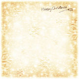 Beautiful Christmas card Royalty Free Stock Photography