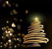Beautiful Christmas card. Royalty Free Stock Photography