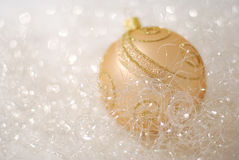 Beautiful Christmas decoration Royalty Free Stock Photo