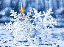Beautiful Christmas decoration Stock Photography