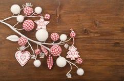 Beautiful Christmas decoration Stock Photography