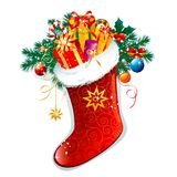 Beautiful Christmas Decoration Royalty Free Stock Photography