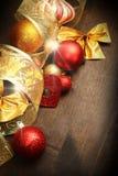 A beautiful Christmas decoration Stock Photos