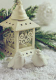 Beautiful christmas decorations Royalty Free Stock Photography