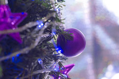 Beautiful Christmas decorations Royalty Free Stock Images