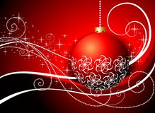 Beautiful christmas illustration Stock Image