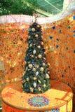 A Beautiful Christmas lights display at hk. Beautiful Christmas lights display. at hk stock photography