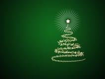 Beautiful Christmas New Year background Stock Photo