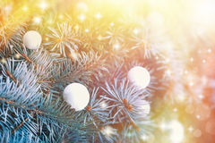 Beautiful Christmas Night Royalty Free Stock Image