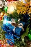 Beautiful Christmas Ornaments Royalty Free Stock Photography