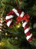 Candy Cane Christmas Royalty Free Stock Photography