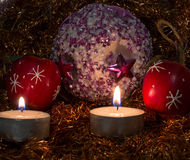 Beautiful Christmas picture Royalty Free Stock Images