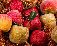 Beautiful Christmas picture Stock Photo