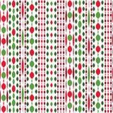 Beautiful Christmas seamless pattern Royalty Free Stock Photography