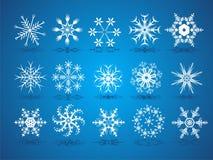 Beautiful christmas snowflake Royalty Free Stock Image