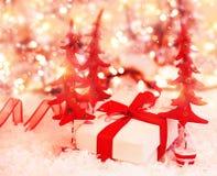 Beautiful Christmas still life Royalty Free Stock Photography
