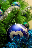 Beautiful christmas toy Royalty Free Stock Photography